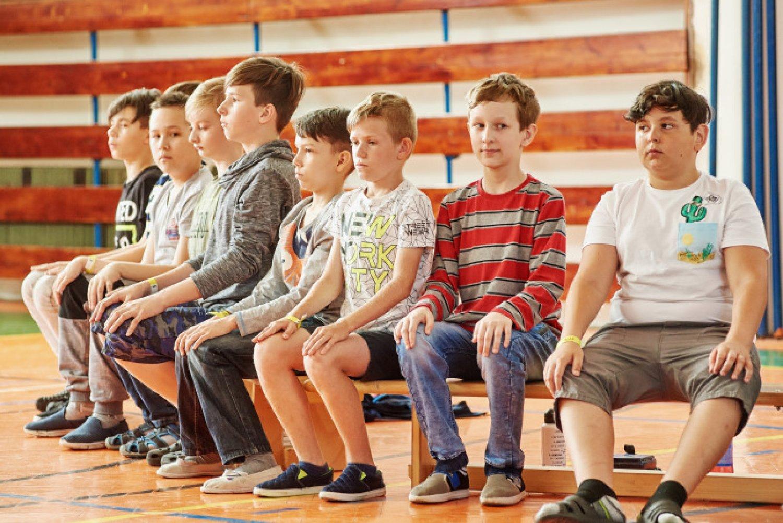 Ako sú na tom zdravotne naši školáci? Odpovede priniesla národná štúdia. FOTO: Jozef Jarošík