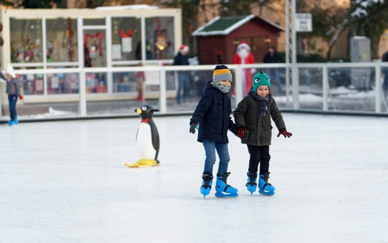 Zimné športy bez úrazov? Deťom prospieva pravidelný pohyb. FOTO: Pexels