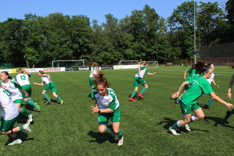 Tréningy futbalistiek sú fyzicky náročné. FOTO: Archív S. F.