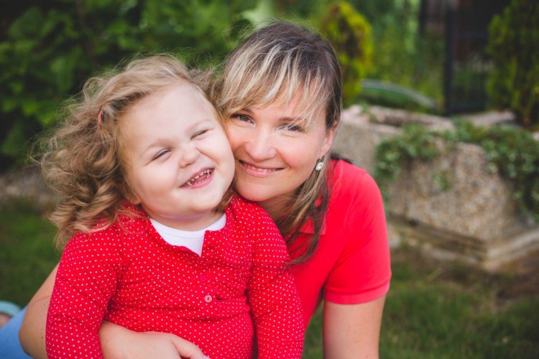 Natálka absolvovala v USA náročnú operáciu, liečbu v zahraničí jej uhradila Všeobecná zdravotná poisťovňa. FOTO: archív Z. T.