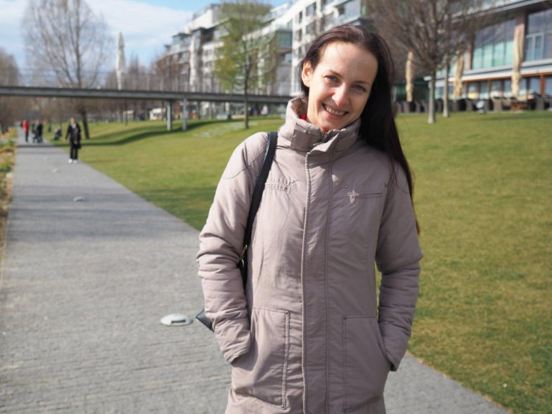 Gabriela prekonala rakovinu prsníka ako tridsaťročná. FOTO: preventivne.sk