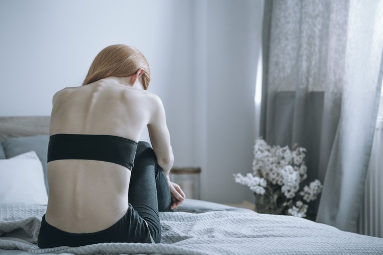Poruchy príjmu potravy si veľakrát vyžadujú aj hospitalizáciu. FOTO: Adobe Stock