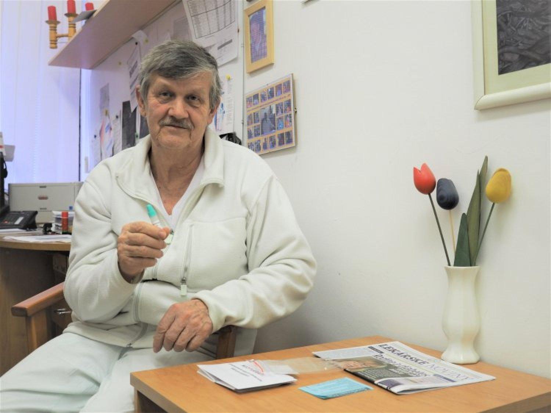 MUDr. Rudolf Hrčka verí, že ľudia sa chopia šance spraviť niečo pre svoje zdravie a do skríningu sa zapoja. FOTO: www.preventivne.sk