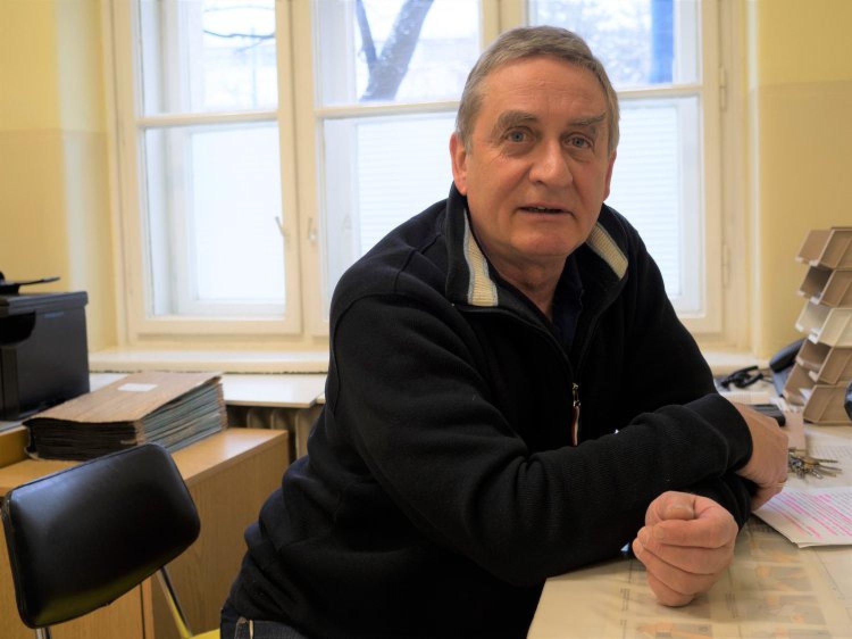 """""""Ja to vidím presne. Keď berie anaboliká, je jasný,"""" vraví doktor Pavel Malovič. FOTO: preventivne.sk"""