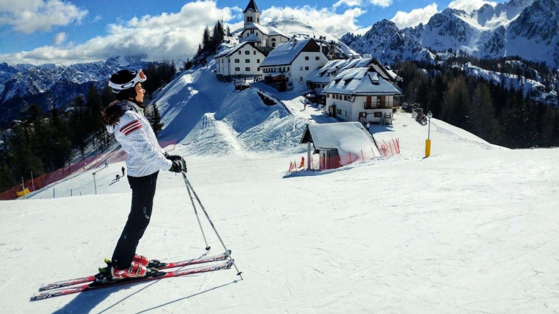 Rozcvička pred lyžovačkou? Poradíme vám. FOTO: Pixabay
