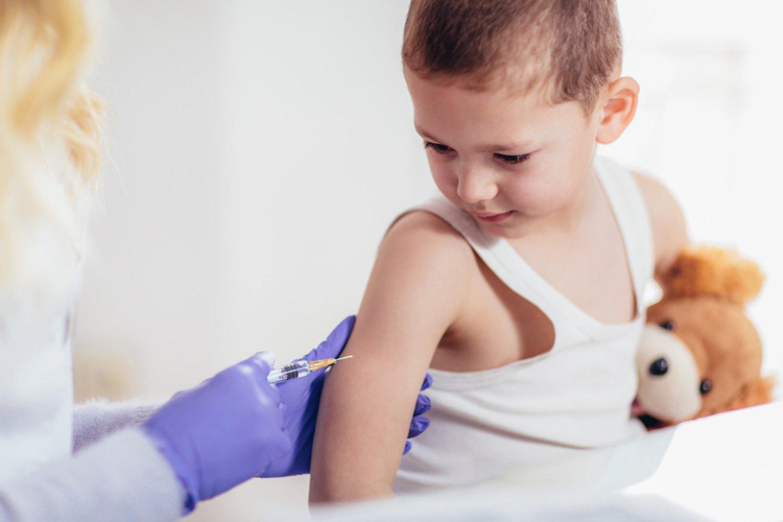 Druhú dávku vakcíny proti osýpkam dostanú deti už v predškolskom veku. FOTO: Adobe Stock