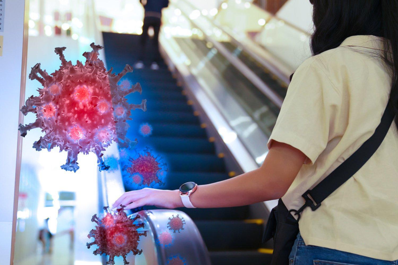 Koronavírusom sa môžete nakaziť, aj ak si dôkladne neumyjete ruky. FOTO: Adobe Stock