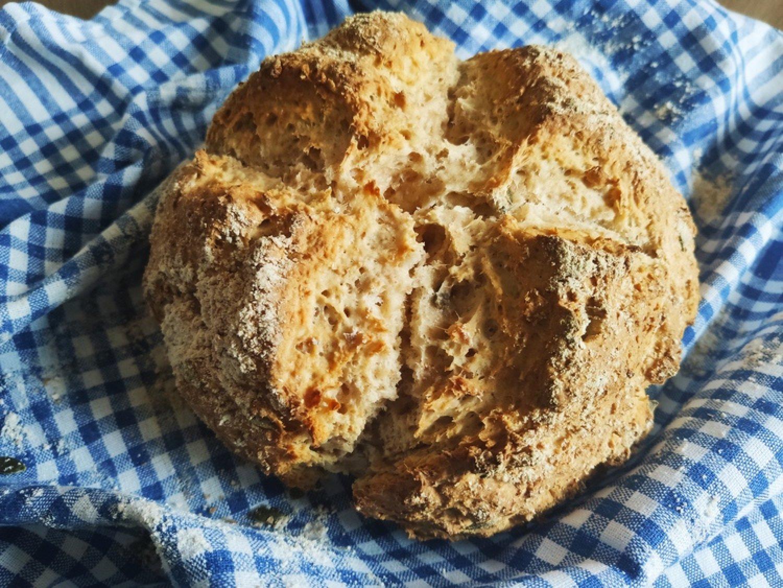 Chutný domáci chlieb bez kysnutia máte upečený už za pol hodinku. FOTO: www.preventivne.sk
