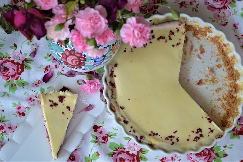 Malinový cheesecake s bielou čokoládou. FOTO: www.preventivne.sk