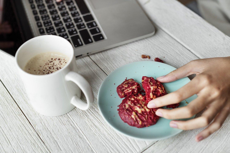 Cesta k úspechu? Vlastné desiate a čas na obed. FOTO: Pixabay