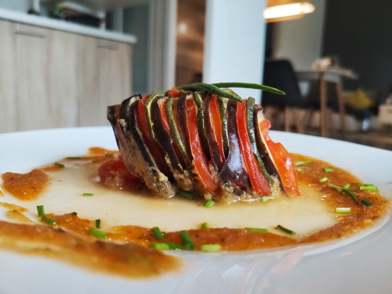 Nezľaknite sa na pohľad náročnejšej prípravy. Ratatouille je zeleninový obed, ktorý stojí za to. FOTO: www.preventivne.sk