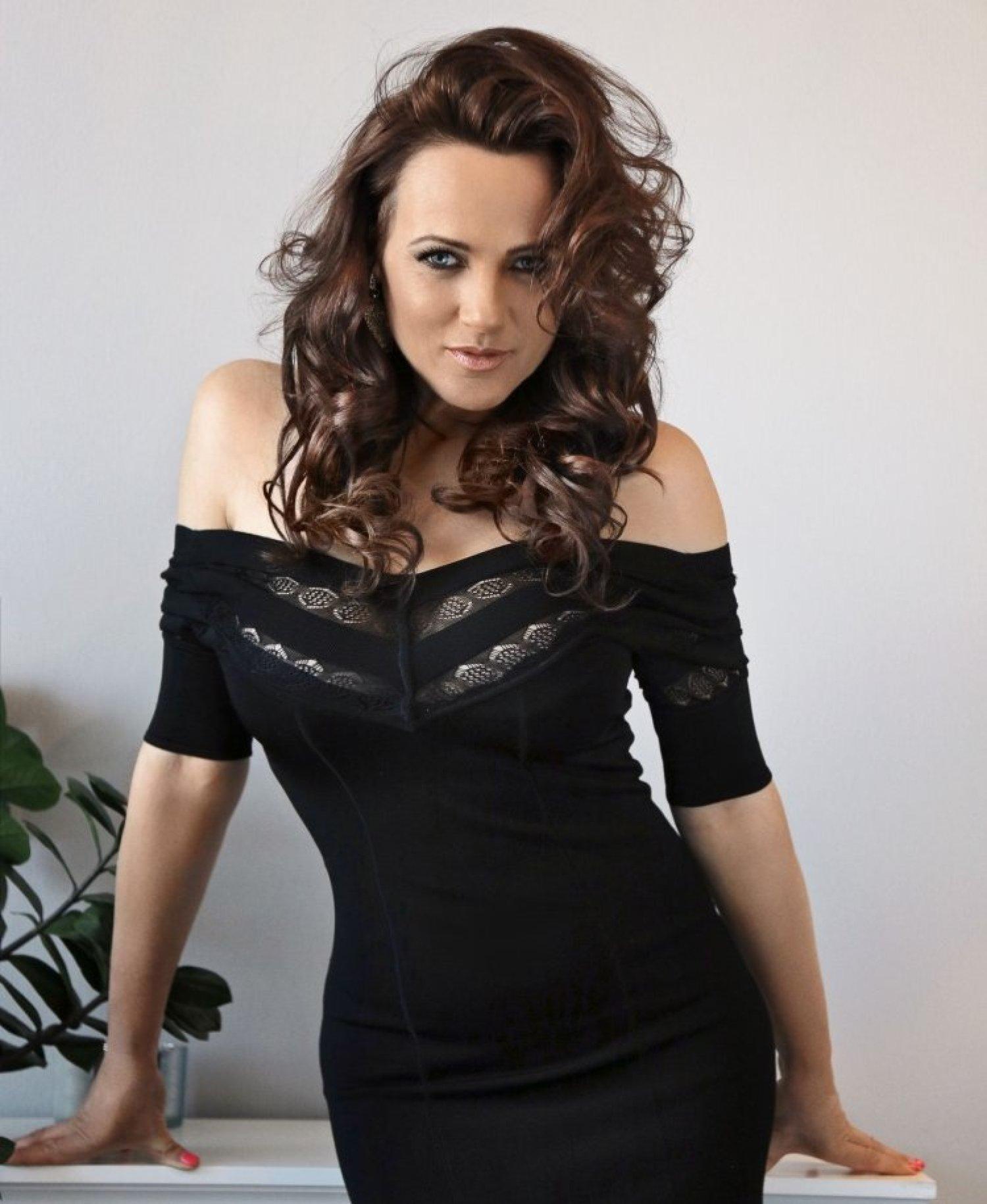 Adriana Poláková je neustále v pohybe. FOTO: LSZ Photography