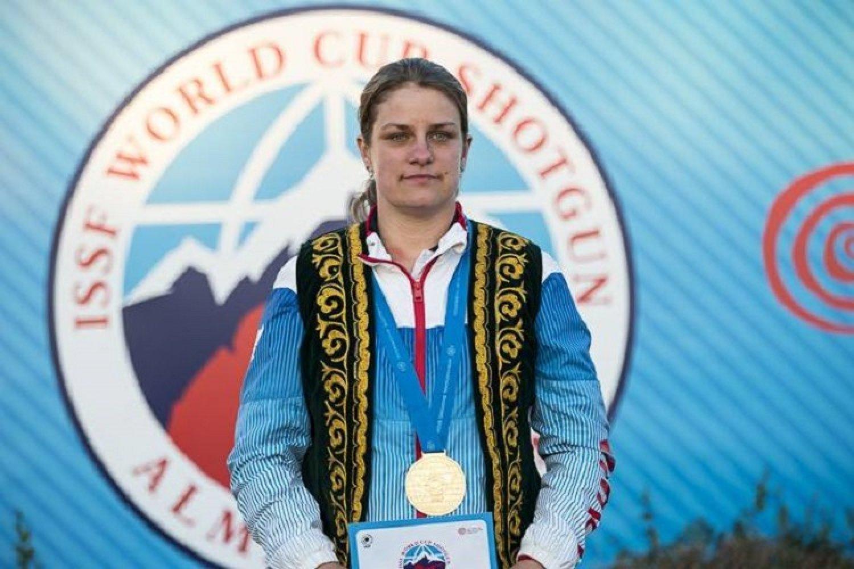 Zuzana Rehák Štefečeková sa teší na olympiádu. FOTO: Archív Z. Š.