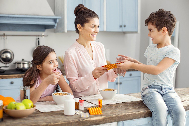 Tabletka ovocie a zeleninu nenahradí. FOTO: Adobe Stock