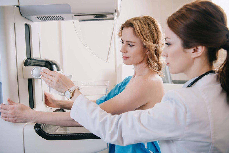 Skríning rakoviny prsníkov vykonávajú certifikované zariadenia. FOTO: Adobe Stock
