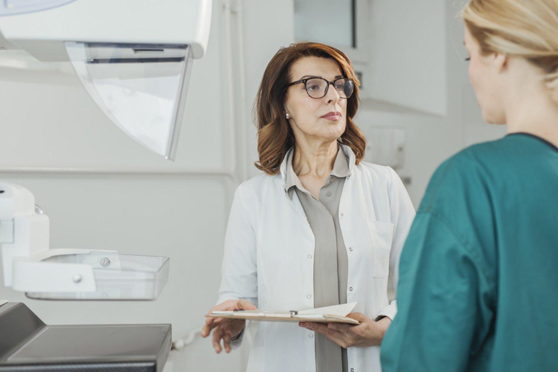 Pomocou skríningu rakoviny prsníka sa už podarilo vyhľadať prvé ženy s karcinómom. FOTO: Adobe Stock
