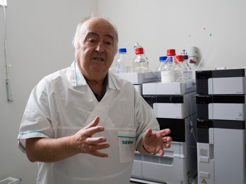 Biochemik Pavel Blažíček pripomína staré známe pravidlo, rybu dvakrát týždenne. FOTO: preventivne.sk