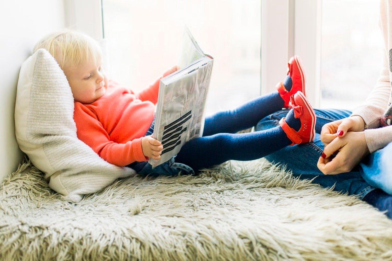 Takmer všetky deti sú v prvých rokoch života ďalekozraké. FOTO: Pexels