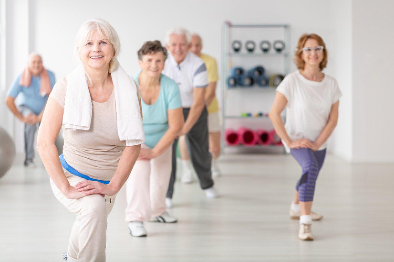 Bojujete s nadváhou? Schudnúť sa dá aj vo vyššom veku. FOTO: Adobe Stock